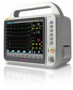 Handheld Vital Signs Monitor