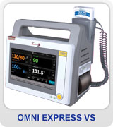 OMNI Express VS Patient Monitor