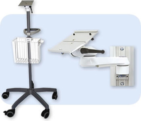 wall mount  roll stand